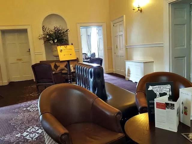 lobby at bailbrook house