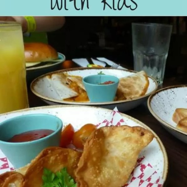 Eating out with kids – restaurants in Bath