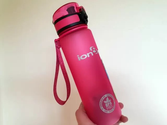 ion8 water bottle 500ml
