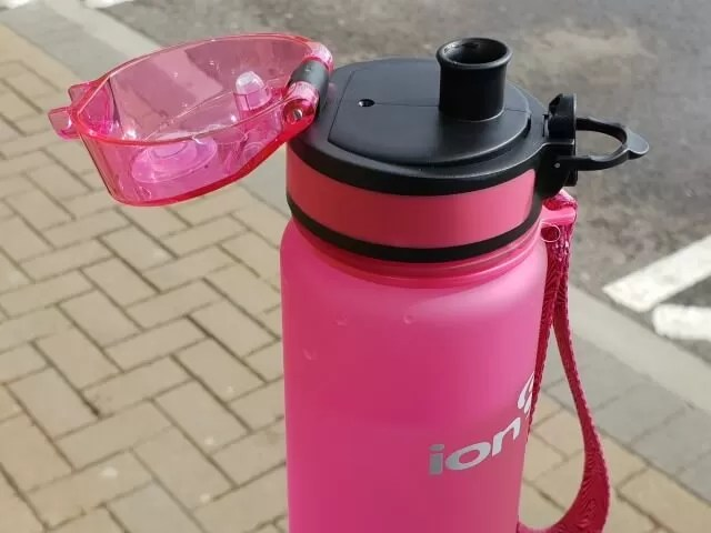lid and lock of ion8 bottle