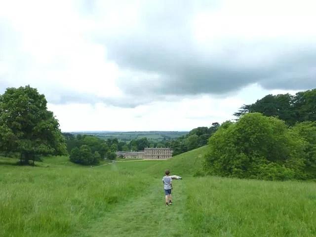 walk to dyrham park
