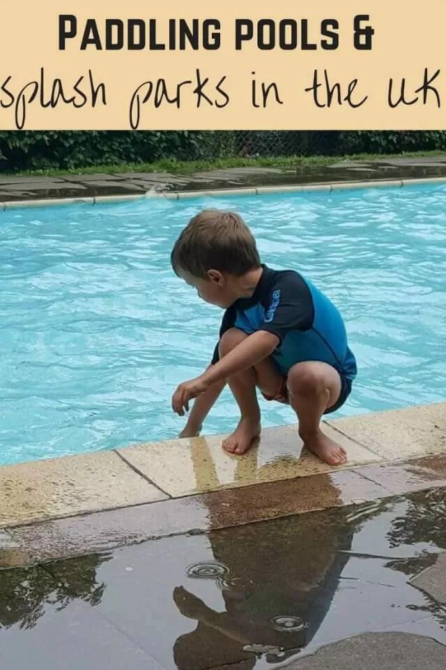 uk splash parks
