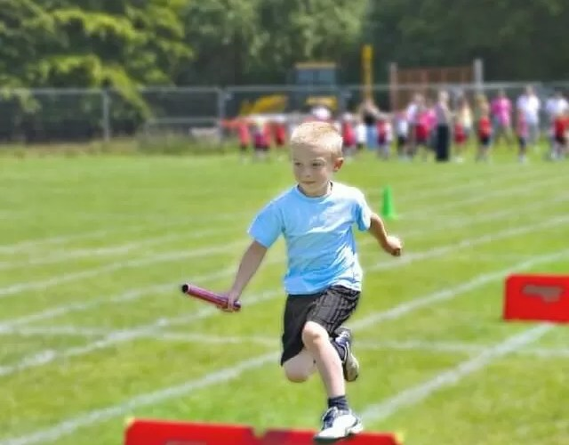 School sports day brings out the best and worst of children