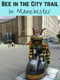 bee art trail