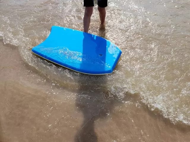 body board prep