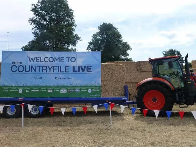 countryfile live welcomne