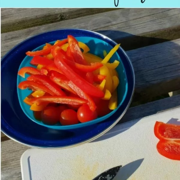 Tips for healthy camping food the kids will eat