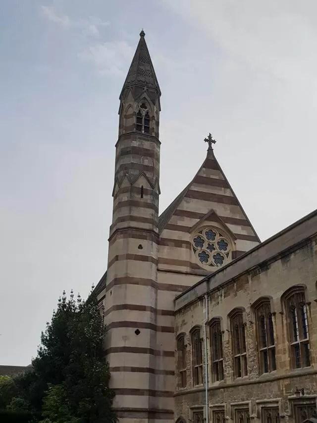 balliol chapel
