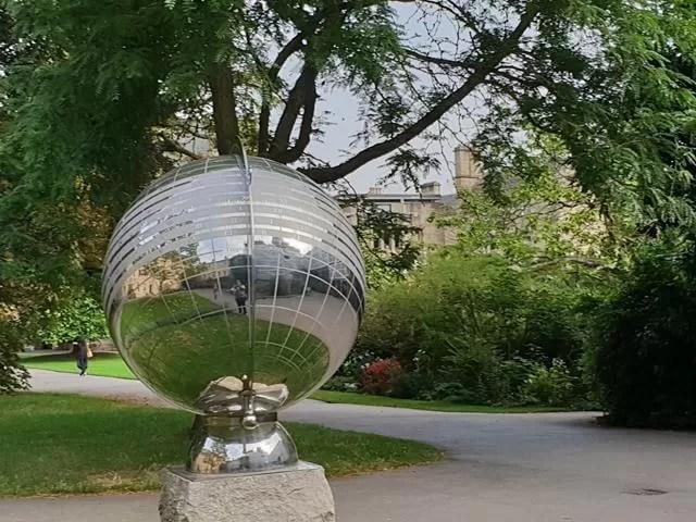 balliol sundial