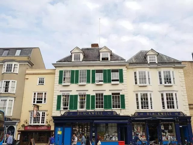 blackwells facade