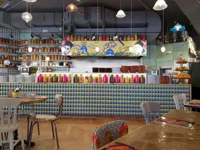 comptoir libanais restauranct