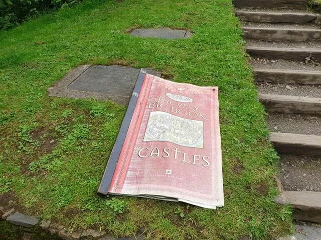 large book of castles