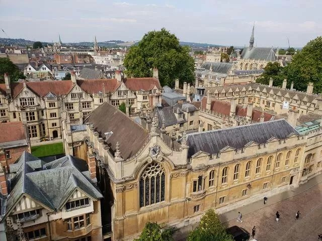 overlooking colleges