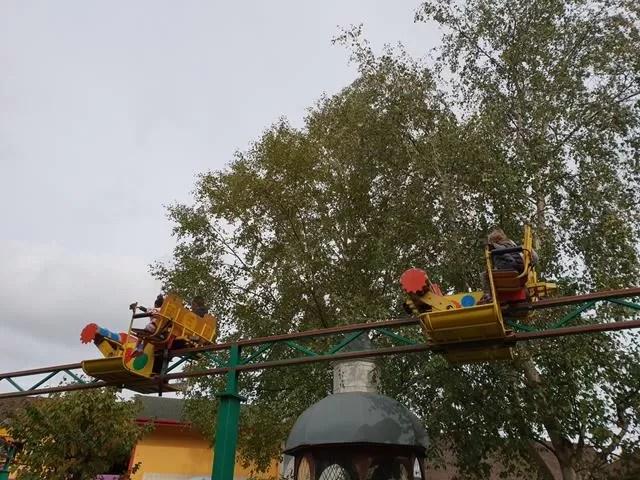 chair monorail