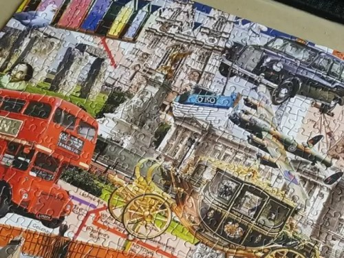 jigsaw puzzle accessories - Bubbablueandme