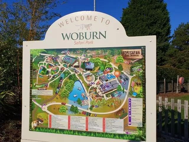 woburn sign