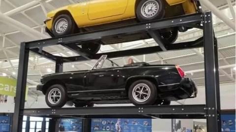 British motor museum - Bubbablue and me