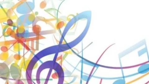 Children singing for children – singing in the choir