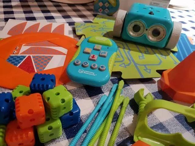 botley coding robot accessories