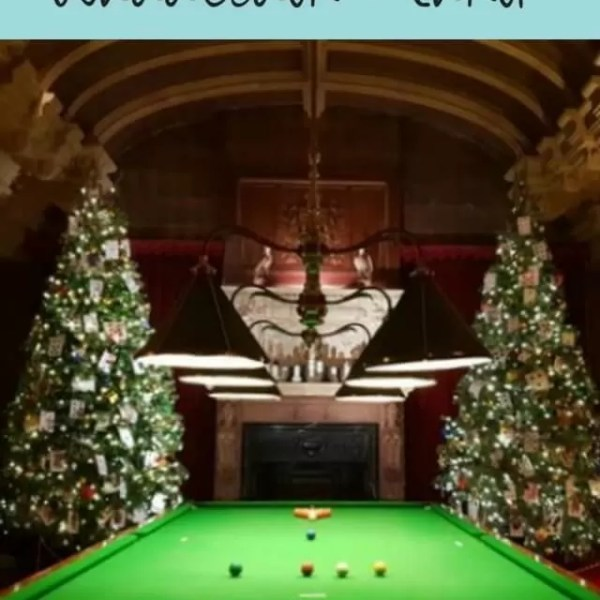 A Carnival Waddesdon Manor Christmas