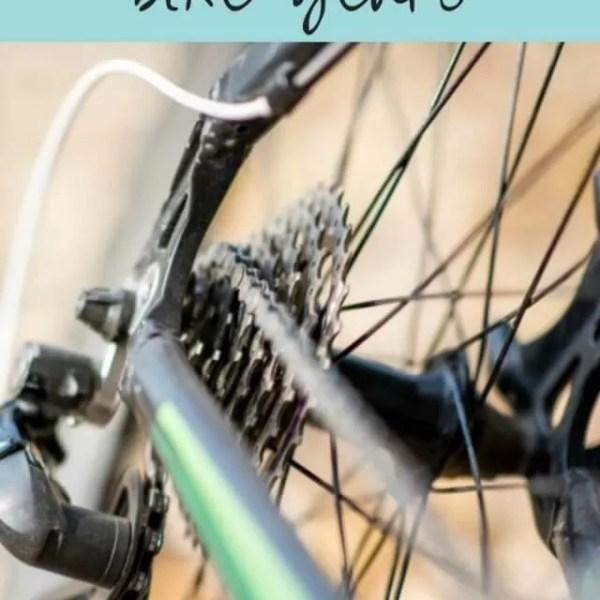 Big bike little bike. Bike gears explained to kids