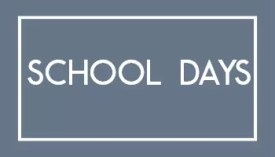 School days page