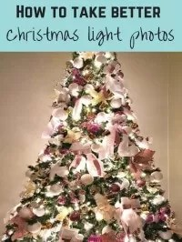 christmas light photos