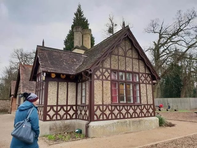 the dolly house cafe at cliveden