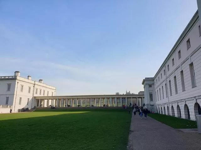 greenwich buildings