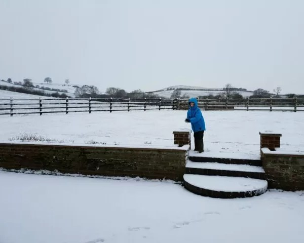 Perfect snow – indoors and out