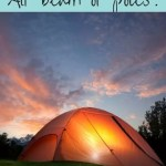 Camping dilemma – pole or airbeam tent?