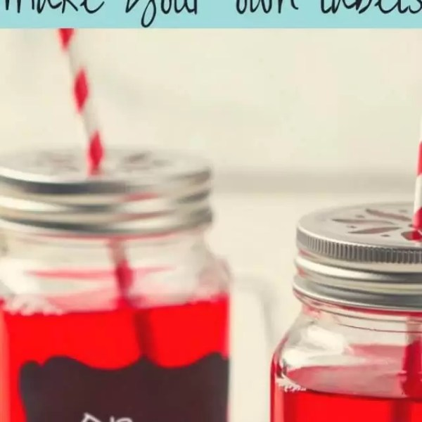 Get organised with these homemade label ideas