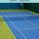 Getting involved with mini tennis – being tennis captain