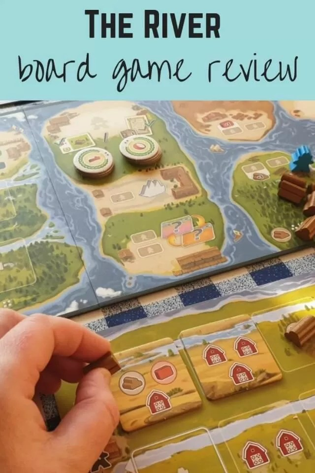 The river game - bubbablue and me