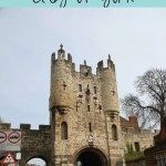 A day visiting York attractions