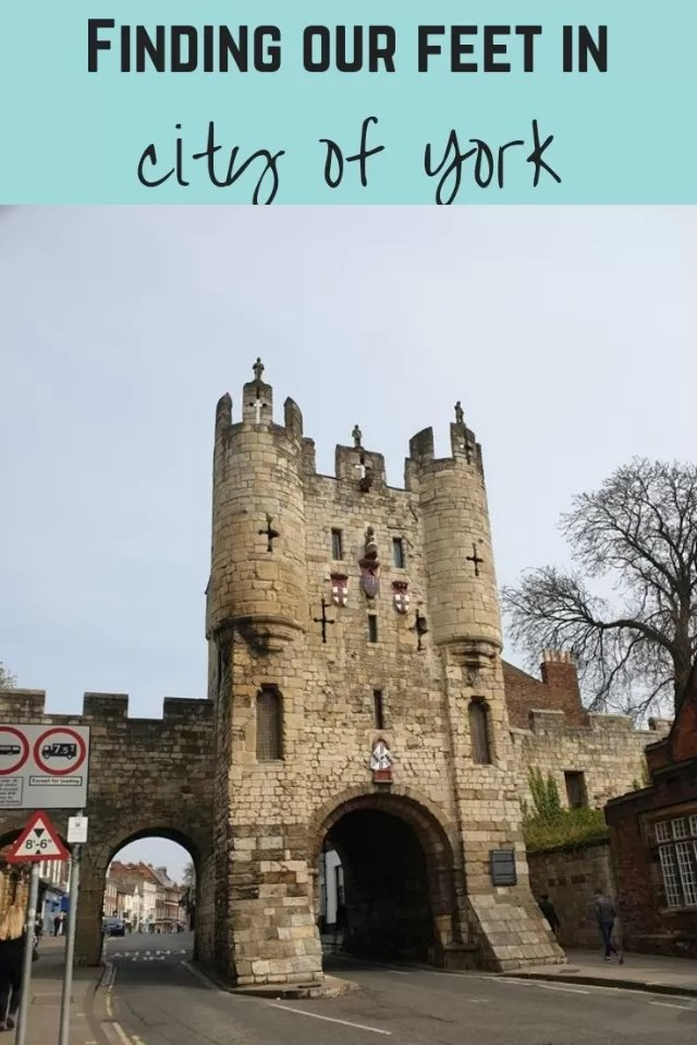 City of york visit - bubbablue and me