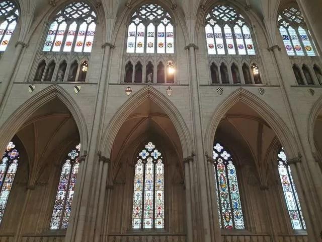 archways in york minster