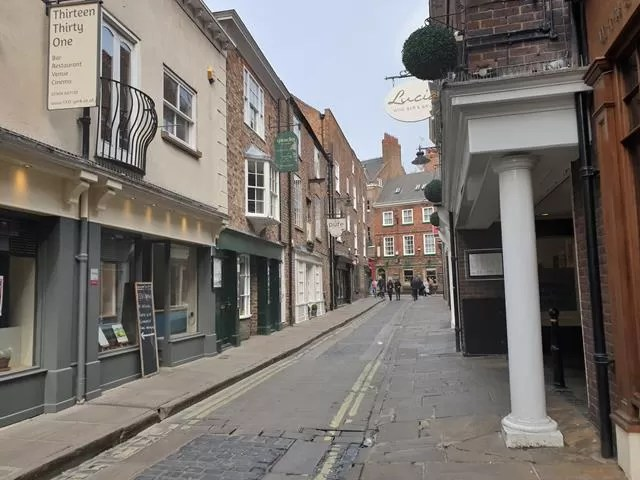 back streets of york