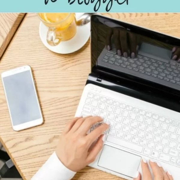 Being a blogger – when do you become one?