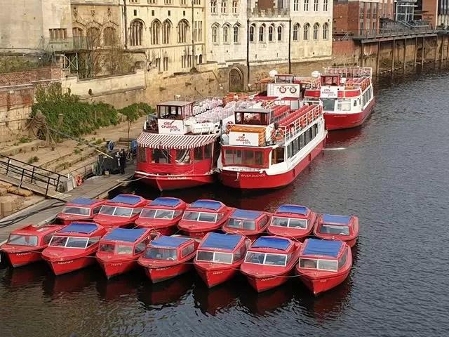 city cruises boats