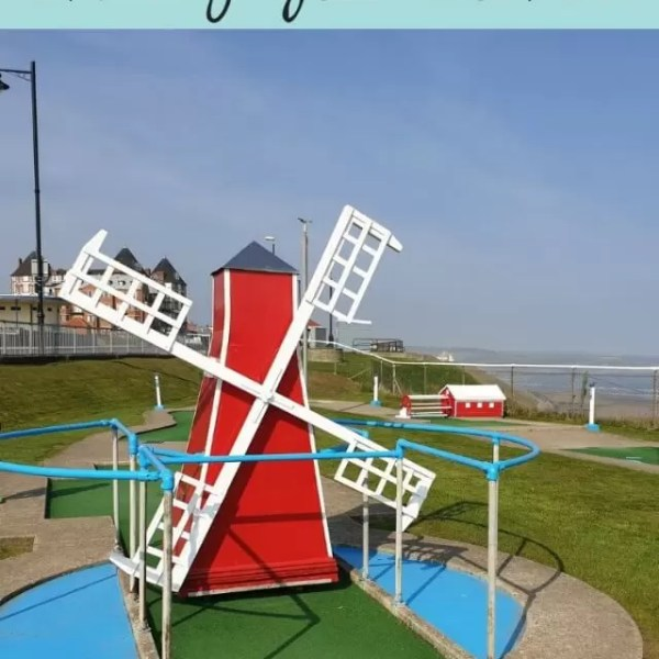 Best loved crazy and miniature golf courses in the UK