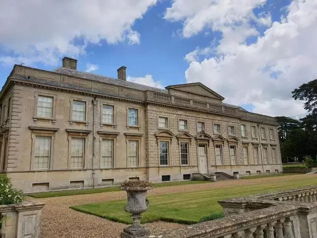 Lamport Hall front