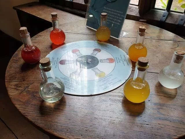 urine examples