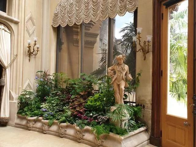 waddesdon conservatory