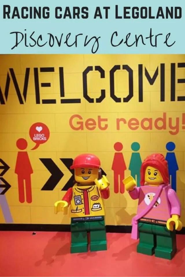 Legoland discovery centre birmingham - Bubbablue and me