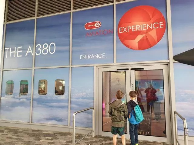 ermirates air line experience