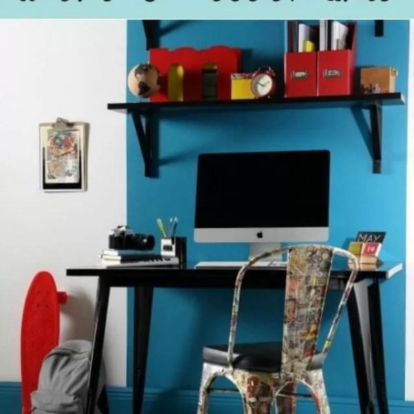 Tween desk ideas and accessories