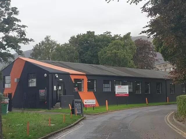 pencil museum in keswick
