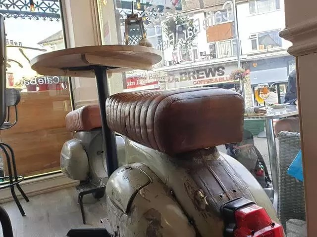 scooter seats