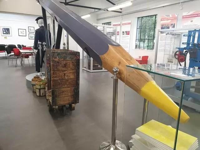 worlds longest pencil